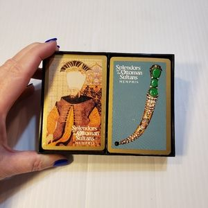 Other - VTG Splendors of the Ottoman Sultans Memphis Cards
